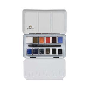 Rembrandt Aquarelverf Water Colour Box Cityscape Selection