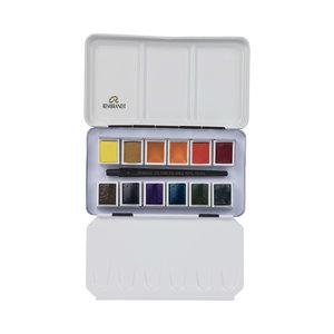 Rembrandt Aquarelverf Water Colour Box Landscape Selection