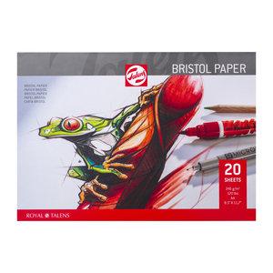 Bristol Papier - A4 - 250 gram - 20 vellen