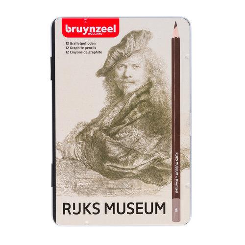 Bruynzeel Van Rijn Grafietpotloden