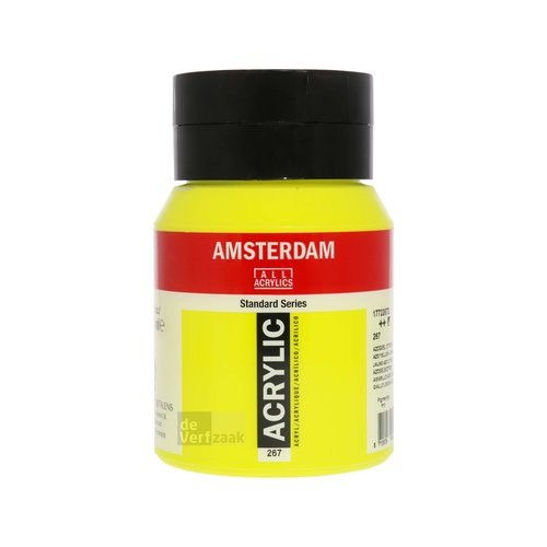 Royal Talens Amsterdam Acrylverf 500 ml Azogel Citroen