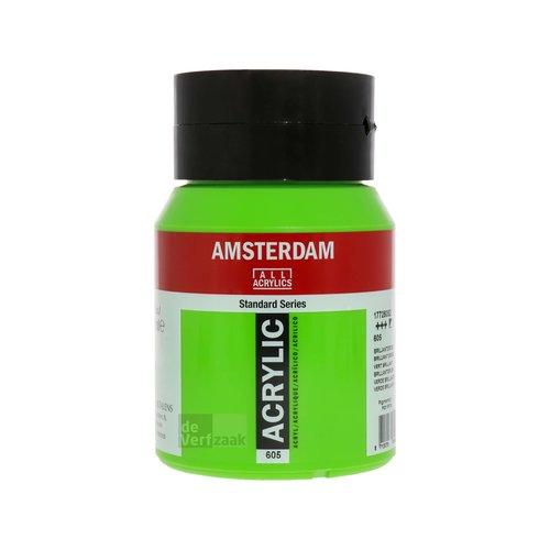 Royal Talens Amsterdam Acrylverf 500 ml Briljantgroen