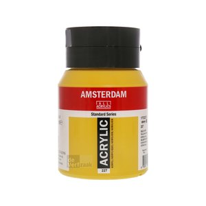 Royal Talens Amsterdam Acrylverf 500 ml Gele oker