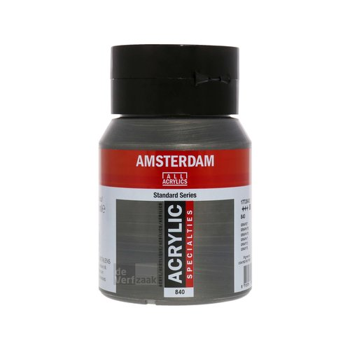 Royal Talens Amsterdam Acrylverf 500 ml Grafiet