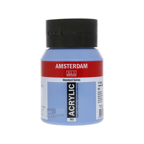 Royal Talens Amsterdam Acrylverf 500 ml Grijsblauw