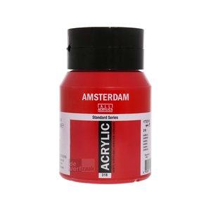 Royal Talens Amsterdam Acrylverf 500 ml Karmijn