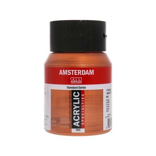 Royal Talens Amsterdam Acrylverf 500 ml Koper