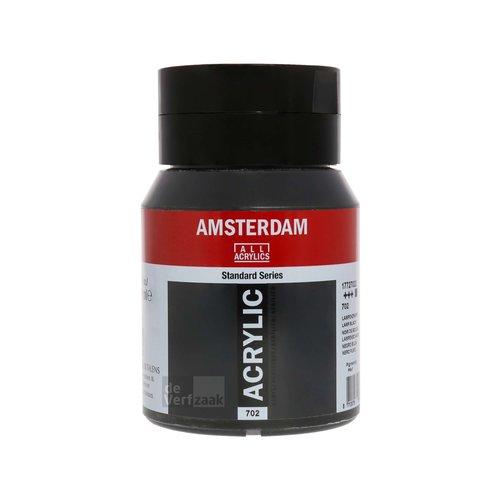 Royal Talens Amsterdam Acrylverf 500 ml Lampenzwart