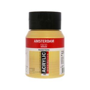 Royal Talens Amsterdam Acrylverf 500 ml Lichtgoud