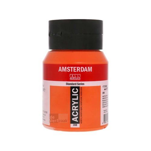 Royal Talens Amsterdam Acrylverf 500 ml Naftolrood Licht