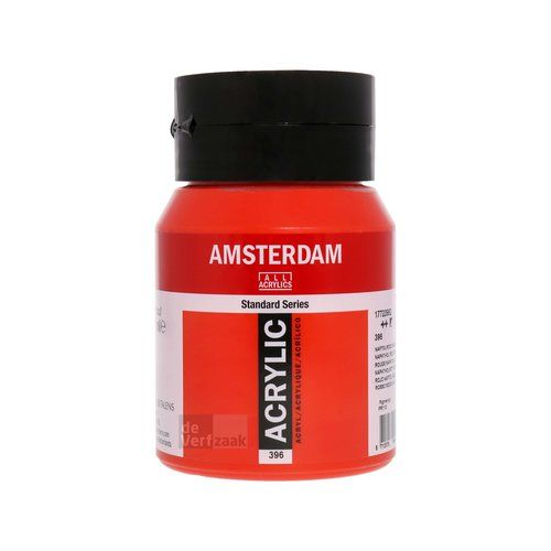 Royal Talens Amsterdam Acrylverf 500 ml Naftolrood Middel