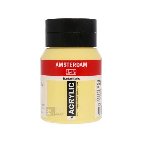 Royal Talens Amsterdam Acrylverf 500 ml Napelsgeel Donker
