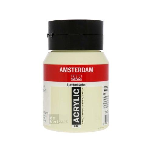Royal Talens Amsterdam Acrylverf 500 ml Napelsgeel Groen