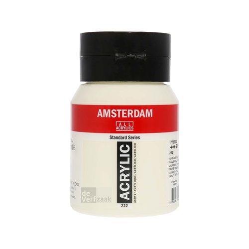 Royal Talens Amsterdam Acrylverf 500 ml Napelsgeel Licht