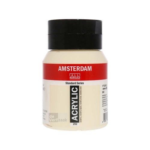 Royal Talens Amsterdam Acrylverf 500 ml Napelsgeel Rood Licht