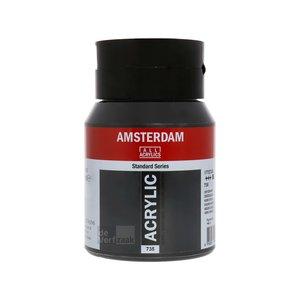 Royal Talens Amsterdam Acrylverf 500 ml Oxydzwart