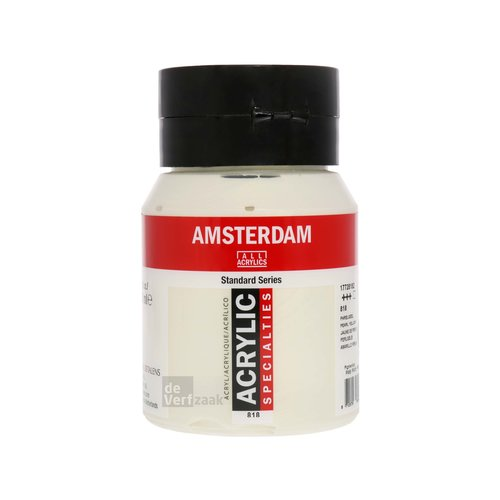 Royal Talens Amsterdam Acrylverf 500 ml Parelgeel