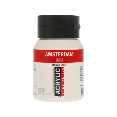 Royal Talens Amsterdam Acrylverf 500 ml Parelrood