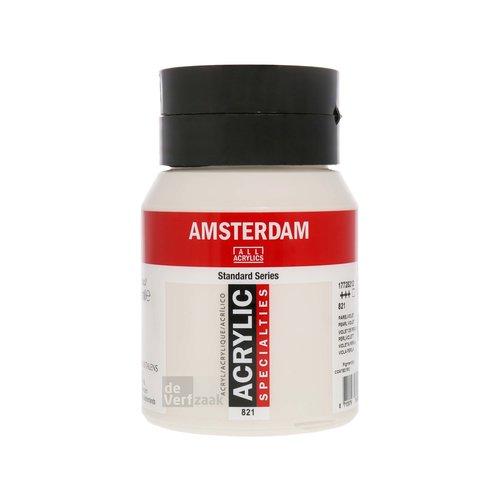 Royal Talens Amsterdam Acrylverf 500 ml Parelviolet