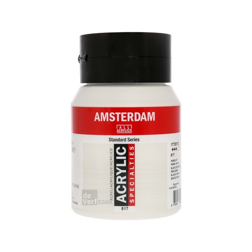 Royal Talens Amsterdam Acrylverf 500 ml Parelwit