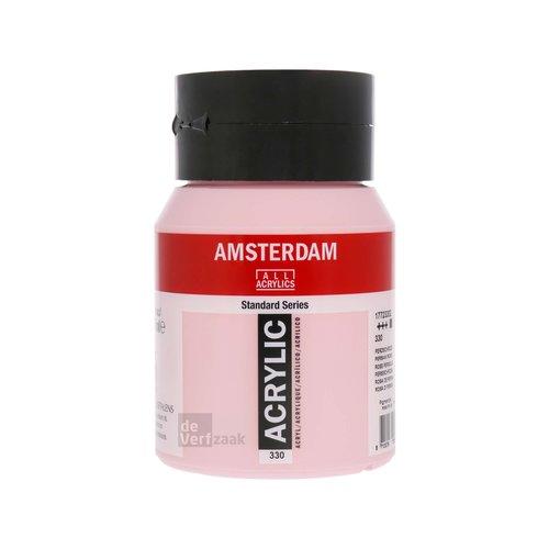 Royal Talens Amsterdam Acrylverf 500 ml Perzischroze
