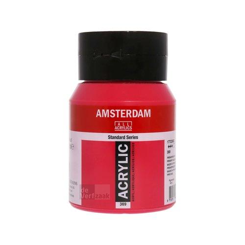 Royal Talens Amsterdam Acrylverf 500 ml  Primair Magenta