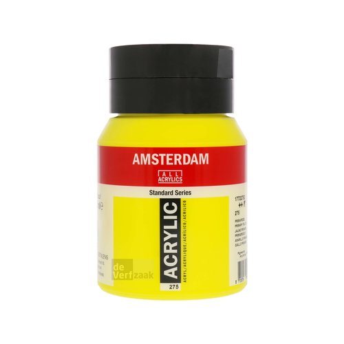 Royal Talens Amsterdam Acrylverf 500 ml Primairgeel