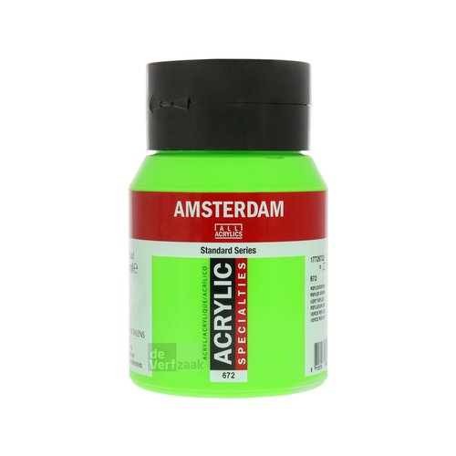 Royal Talens Amsterdam Acrylverf 500 ml Reflexgroen