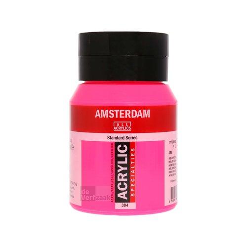 Royal Talens Amsterdam Acrylverf 500 ml Reflexroze