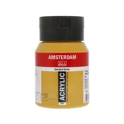 Royal Talens Amsterdam Acrylverf 500 ml Sienna Naturel