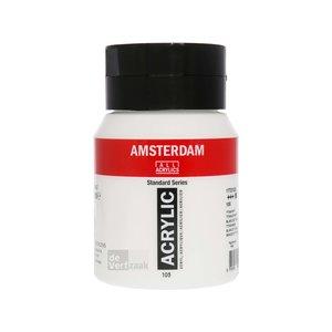 Royal Talens Amsterdam Acrylverf 500 ml Titaanwit