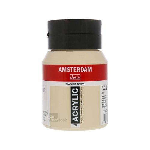 Royal Talens Amsterdam Acrylverf 500 ml Warmgrijs