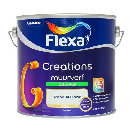 Flexa Creations Muurverf - 2,5 liter Tranquil Dawn