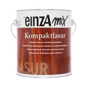 EinzA Kompaktlasur 2,5 liter - Donker Eiken