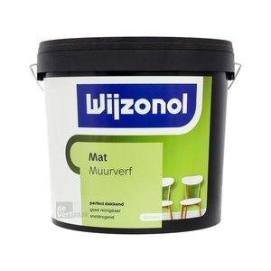 Wijzonol Wijzonol Muurverf Mat