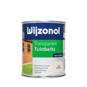 Wijzonol Wijzonol Transparant tuinbeits 750ml- 3155 Whitewash