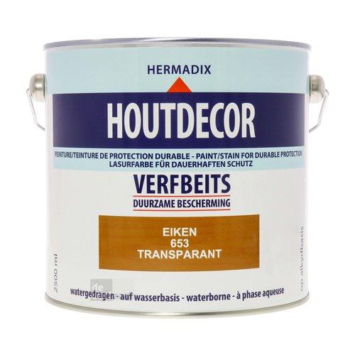 Hermadix Houtdecor Verfbeits 2,5 liter