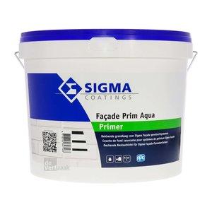 Sigma Facade Prim Aqua