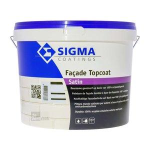 Sigma Façade Topcoat Satin