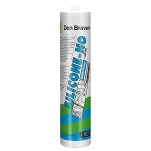 Den Braven Silicone NO - Antraciet - 310 ml