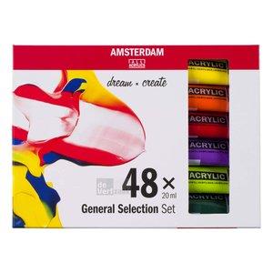 Amsterdam Set 48 x 20 ml