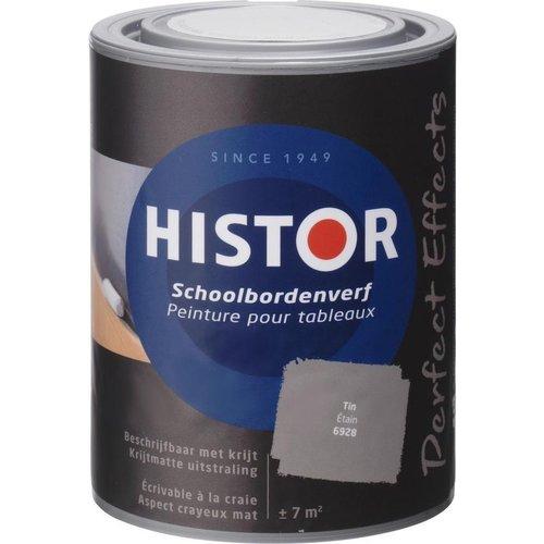 Histor Perfect Effects Schoolbordenverf - Tin - 1 liter