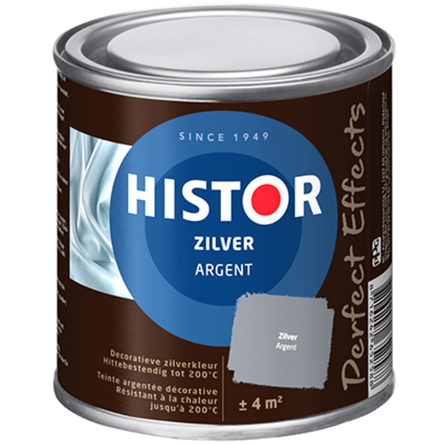 Histor Perfect Effects - Zilver - 1 liter
