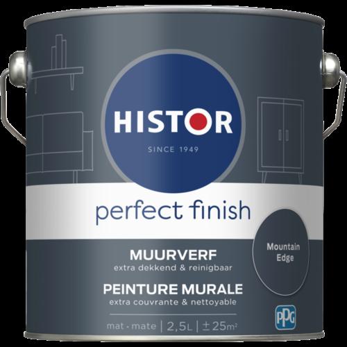 Histor Perfect Finish Muurverf Mat - Mountain Edge - 2,5 liter