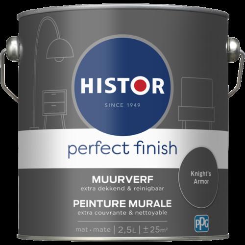 Histor Perfect Finish Muurverf Mat - Knights Armor - 2,5 liter