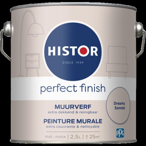 Histor Perfect Finish Muurverf Mat - Dreamy Sonnet - 2,5 liter