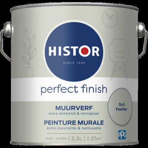 Histor Perfect Finish Muurverf Mat - Gull Feather - 2,5 liter