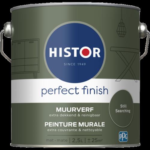 Histor Perfect Finish Muurverf Mat - Still Searching - 2,5 liter