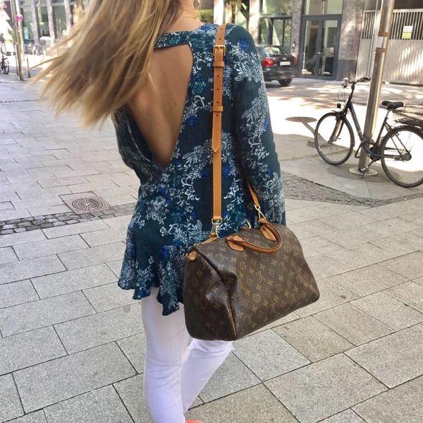 Glück & Glanz Schultergurt breit