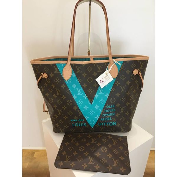 Louis Vuitton Neverfull Limited Edition